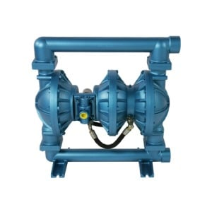 HIGH PRESSURE METALLIC DIAPHRAGM PUMPS