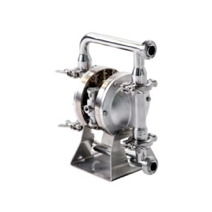 EHEDG HYGIENIC DIAPHRAGM PUMPS