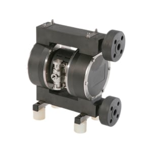 PLASTIC PNEUMATIC TEFLON DIAPHRAGM PUMPS